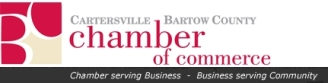 image of Cartersville Bartow County Chamber of Commerce logo